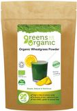 Greens Organic - Organic Wheatgrass Powder New Zealand 100gm